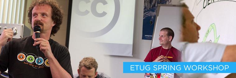 ETUG Spring 2011 Workshop