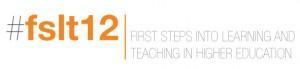 First Steps into Learning and Teaching in Higher Education logo