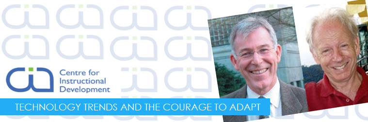 VCC Event: Technology Trends and the Courage to Adapt