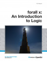 Image for the textbook titled forall x: An Introduction to Formal Logic