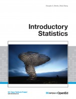 Image for the textbook titled Introductory Statistics (Saylor)
