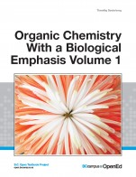 """Organic Chemistry With a Biological Emphasis Volumes I & II"" icon"