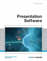 """Presentation Software"" icon"