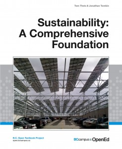 Image for the textbook titled Sustainability: A Comprehensive Foundation