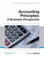 Image for the textbook titled Accounting Principles: A Business Perspective