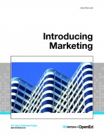 Image for the textbook titled Introducing Marketing