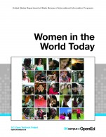 """Women in the World Today"" icon"