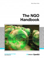 Image for the textbook titled The NGO Handbook