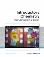 Image for the textbook titled Introductory Chemistry - 1st Canadian Edition