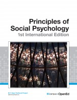 Principles of Social Psychology- 1st International Edition