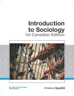 """Introduction to Sociology - 1st Canadian Edition"" icon"