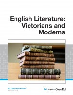"""English Literature: Victorians and Moderns"" icon"