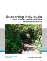 Image for the textbook titled Supporting Individuals with Intellectual Disabilities & Mental Illness