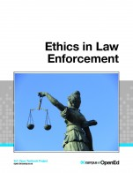 """Ethics in Law Enforcement"" icon"