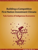 """Building a Competitive First Nation Investment Climate"" icon"