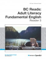 Image for the textbook titled BC Reads: Adult Literacy Fundamental English - Reader 3