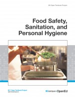 """Food Safety, Sanitation, and Personal Hygiene"" icon"