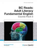 Image for the textbook titled BC Reads: Adult Literacy Fundamental English - Course Pack 5