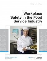"""Workplace Safety in the Food Service Industry"" icon"