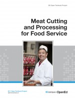 """Meat Cutting and Processing for Food Service"" icon"