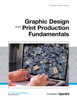 Image for the textbook titled Graphic Design and Print Production Fundamentals