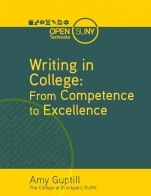 Image for the textbook titled Writing in College: From Competence to Excellence