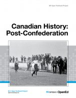 """Canadian History: Post-Confederation"" icon"