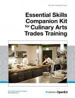Image for the textbook titled Essential Skills Companion Kit for Culinary Arts Trades Training