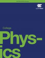 Image for the textbook titled College Physics (OpenStax)