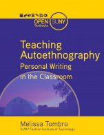 Image for the textbook titled Teaching Autoethnography: Personal Writing in the Classroom