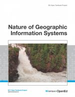 Image for the textbook titled Nature of Geographic Information
