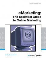 Image for the textbook titled eMarketing: The Essential Guide to Online Marketing