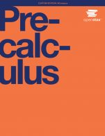 Image for the textbook titled Precalculus (OpenStax)