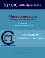 Image for the textbook titled Macroeconomics: Theory, Models, and Policy