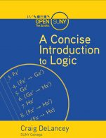 Image for the textbook titled A Concise Introduction to Logic