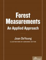 Image for the textbook titled Forest Measurements: An Applied Approach