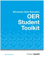 Image for the textbook titled OER Student Toolkit