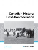Image for the textbook titled Canadian History: Post-Confederation