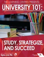 Image for the textbook titled University 101: Study, Strategize, and Succeed