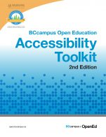 Image for the textbook titled Accessibility Toolkit - 2nd Edition