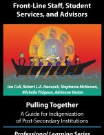 Image for the textbook titled Pulling Together: A Guide for Front-Line Staff, Student Services, and Advisors