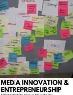 Image for the textbook titled Media Innovation and Entrepreneurship