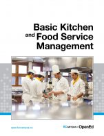 Image for the textbook titled Basic Kitchen and Food Service Management