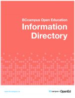 Image for the textbook titled Information Directory