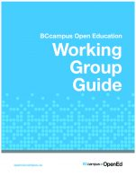 Image for the textbook titled Working Group Guide