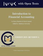 Image for the textbook titled Introduction to Financial Accounting: International Financial Reporting Standards (Lyryx)