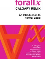 Image for the textbook titled forall x: An Introduction to Formal Logic (Calgary Remix)