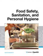 Image for the textbook titled Food Safety, Sanitation, and Personal Hygiene