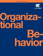 Image for the textbook titled Organizational Behavior (OpenStax)