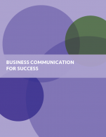 Image for the textbook titled Business Communication for Success